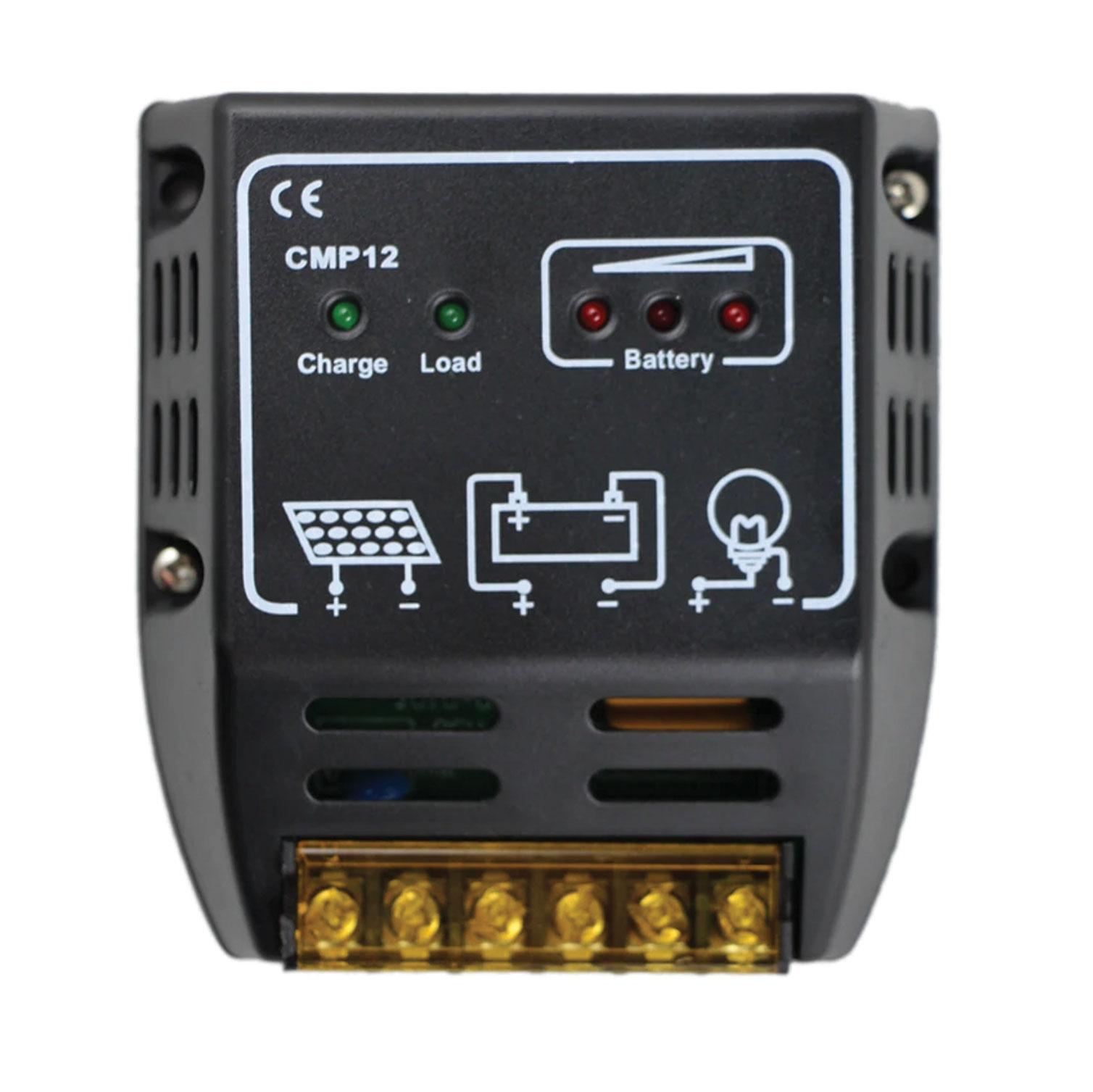 Controlador de Carga para Painel Solar 20A 12v
