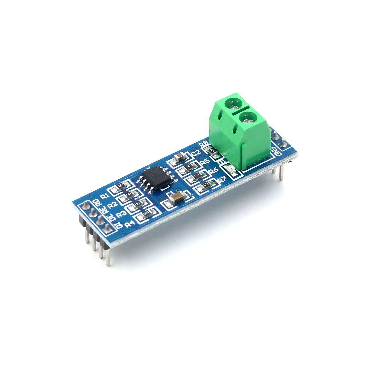 Conversor de dados TTL para RS485 - CDT11