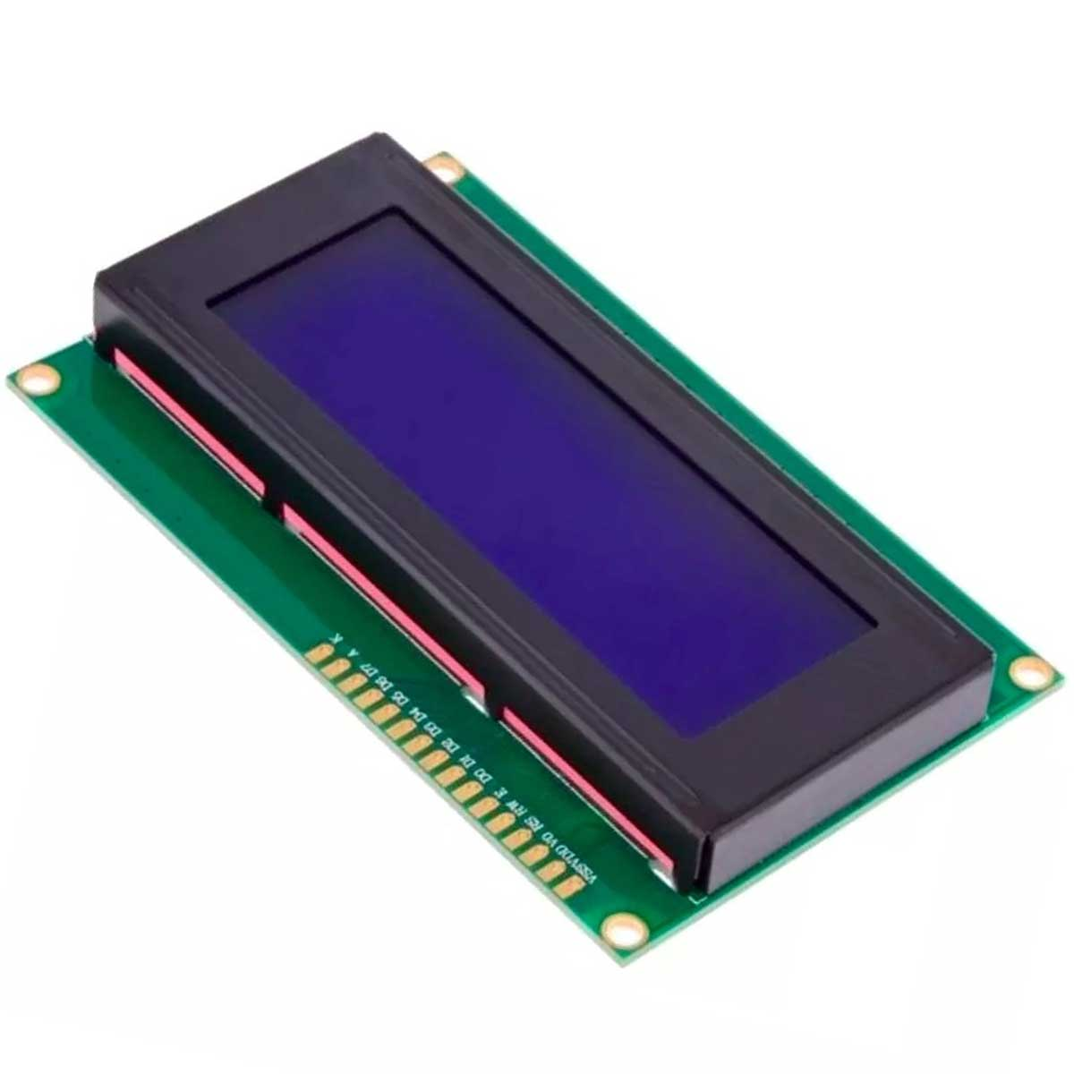 Display LCD 20x4 Backlight Azul 20x04 2004 20 x 04