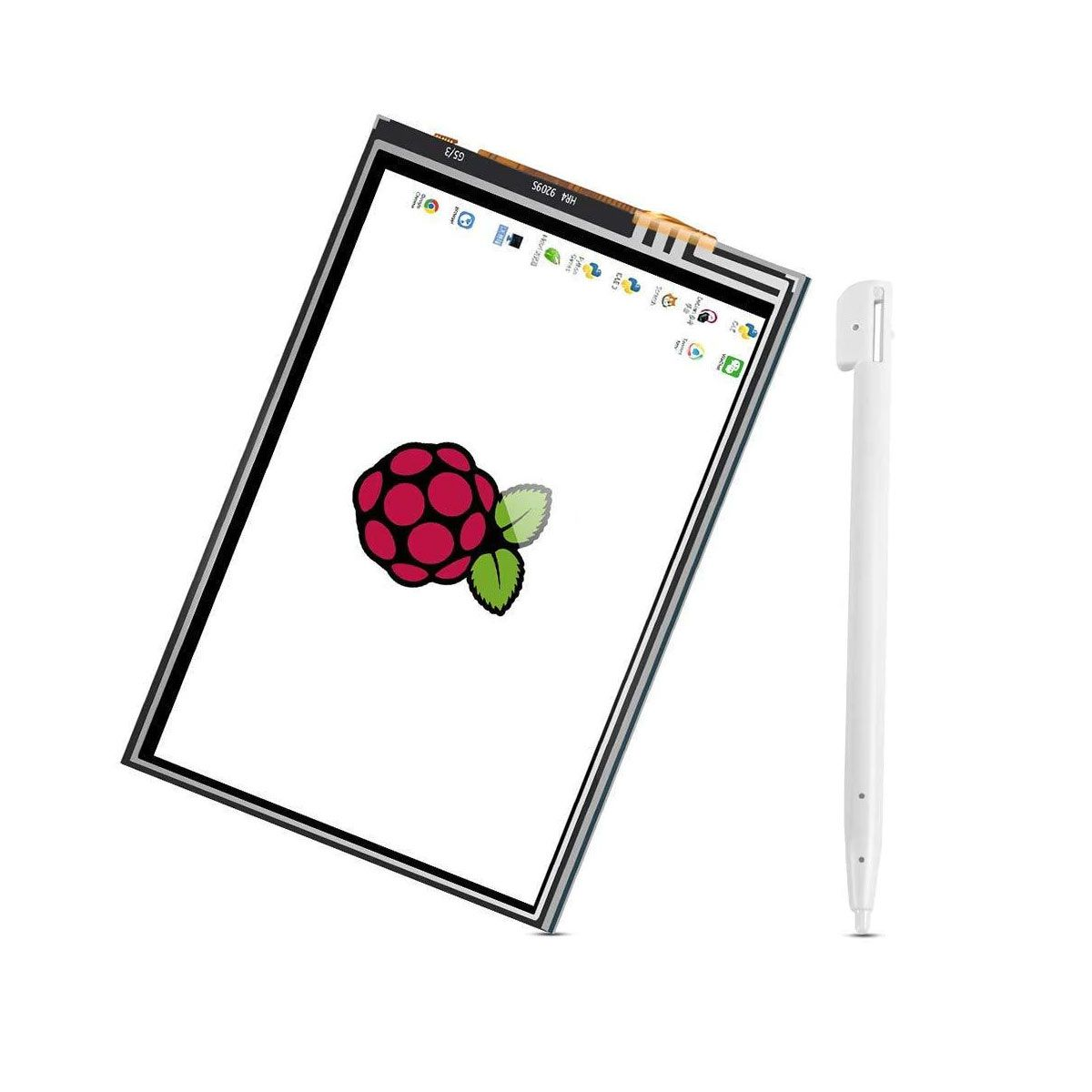 Display LCD TFT Touchscreen 3.5