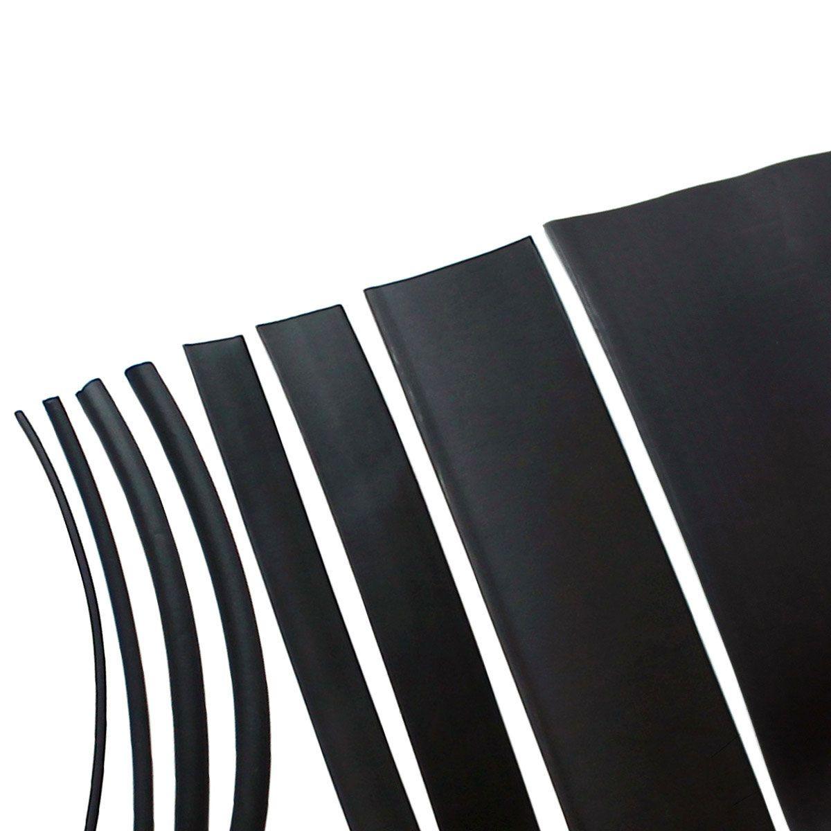 Espaguete Isolante / Tubo Termo Retrátil Espessura 8mm | Comprimento 1 Metro