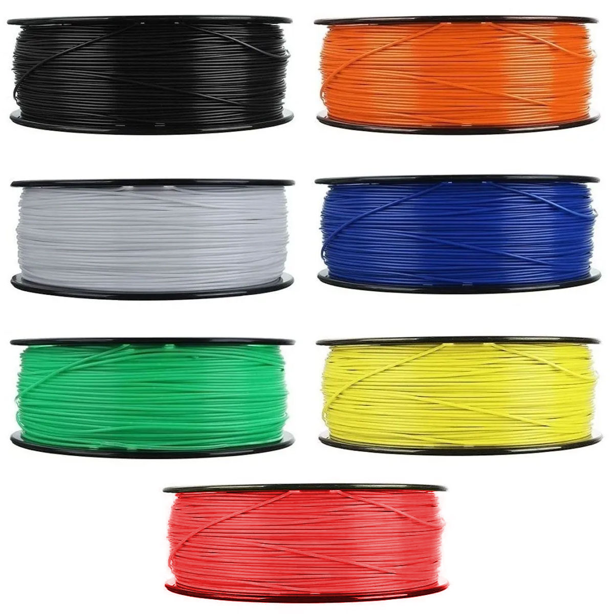 Filamento PLA 3DFILA para Impressão 3D | 1,75mm | 1kg | Impressora 3D