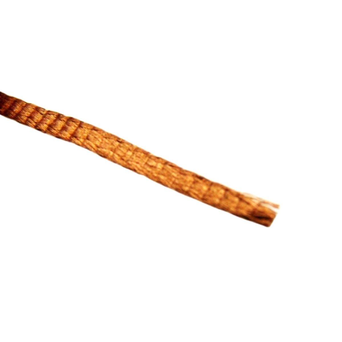 Fita Dessoldadora + 3x Tubinho de Solda / Estanho Cobix + 1x Esponja Vegetal