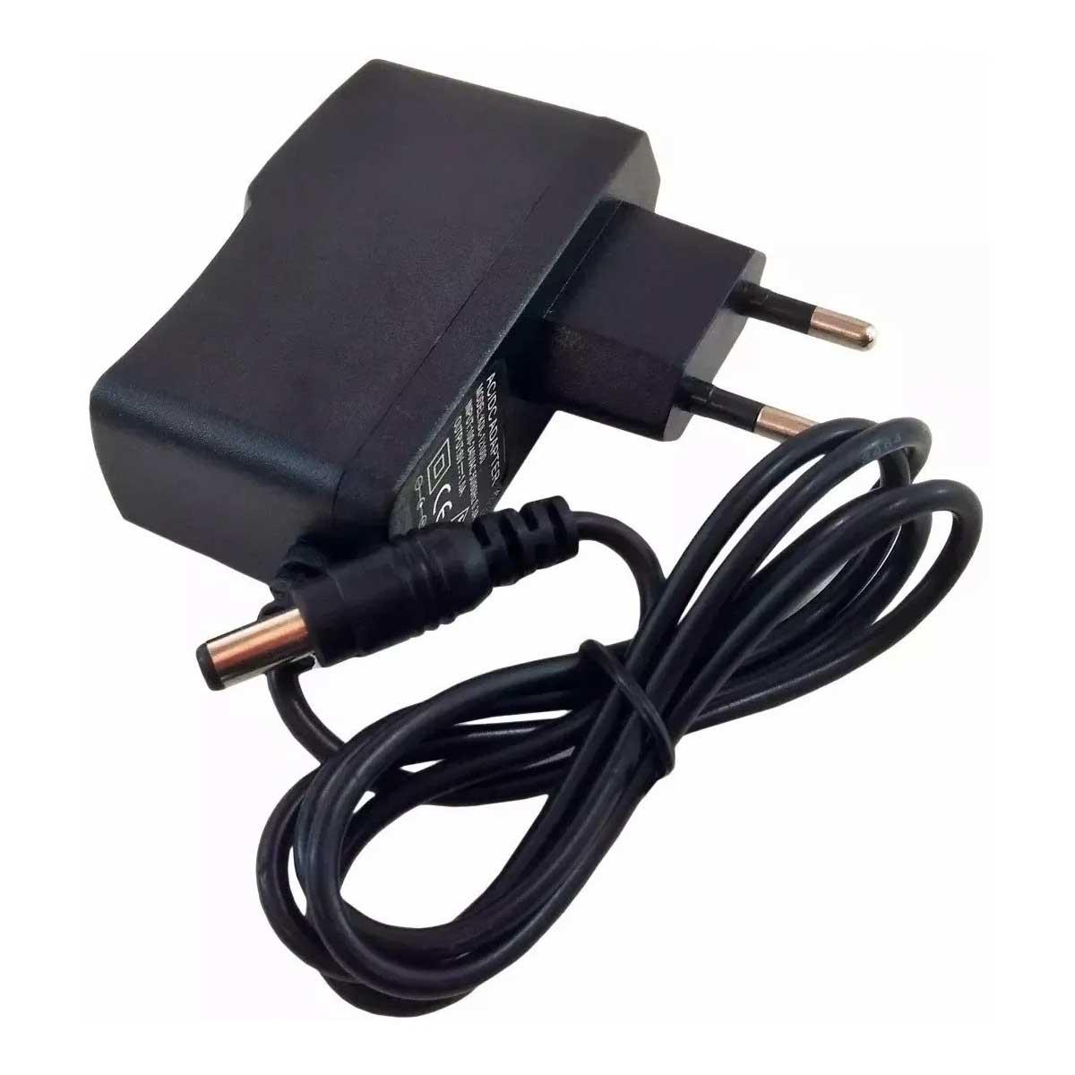 Fonte DC Chaveada 5v 1A Plug P4 Bivolt