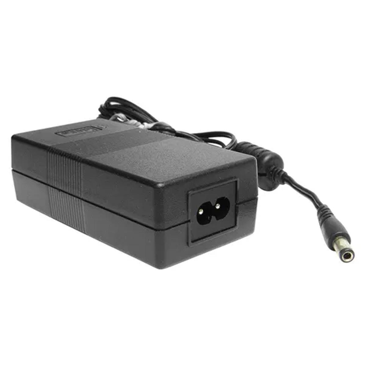 Fonte Plástica Tipo Mesa 12v 3a Real Bivolt Plug P4
