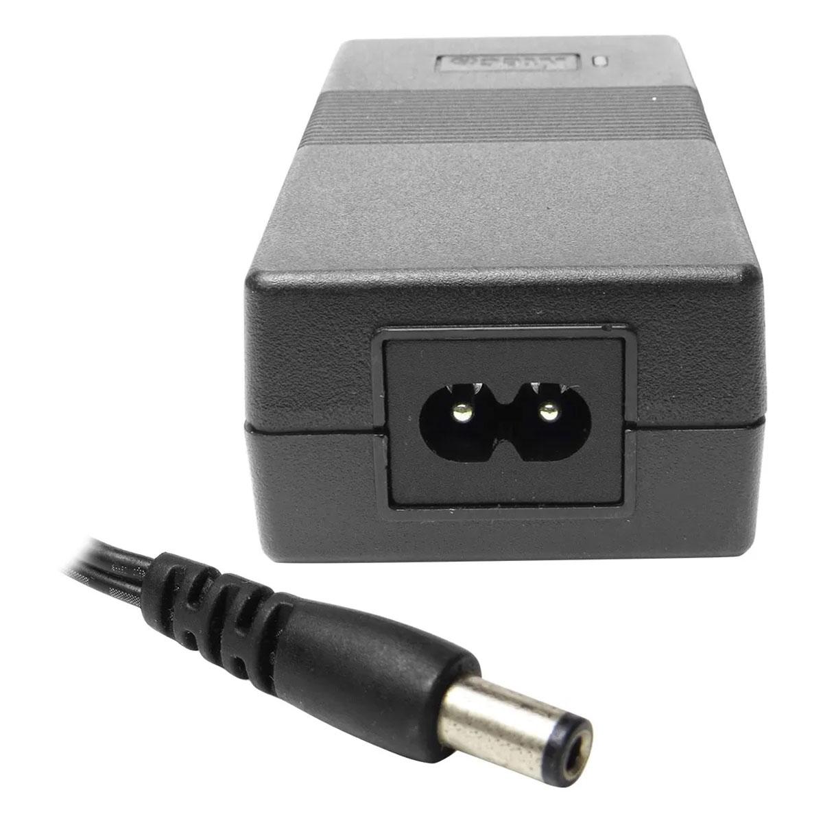 Fonte Plástica Tipo Mesa 24v 2A Real Bivolt Plug P4