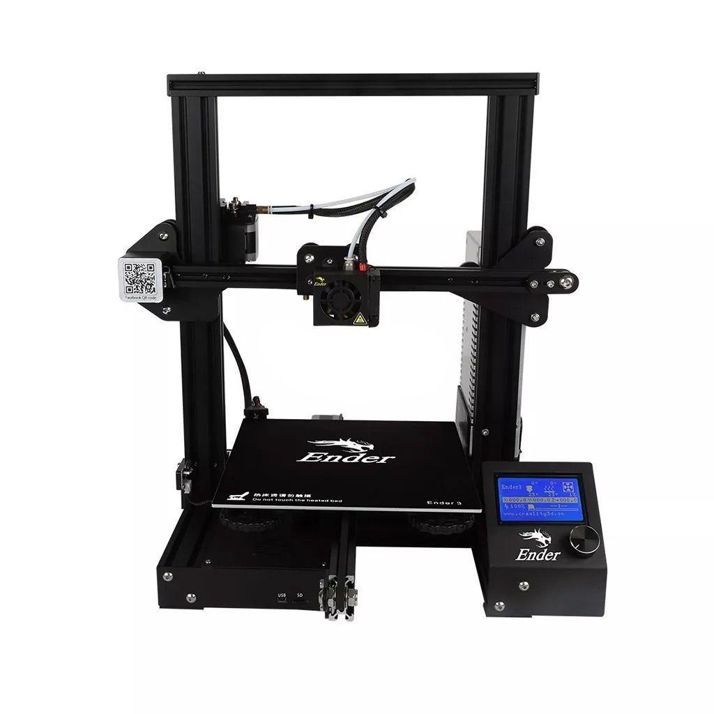 Impressora 3D Creality Ender 3 - Frete Grátis*