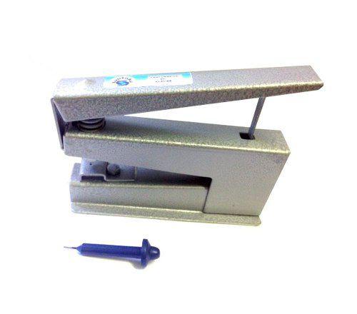 Kit Iniciante PCB: Perfurador, Alicate, Riscador, Caneta, Fenolite, Percloreto e Kit Punção