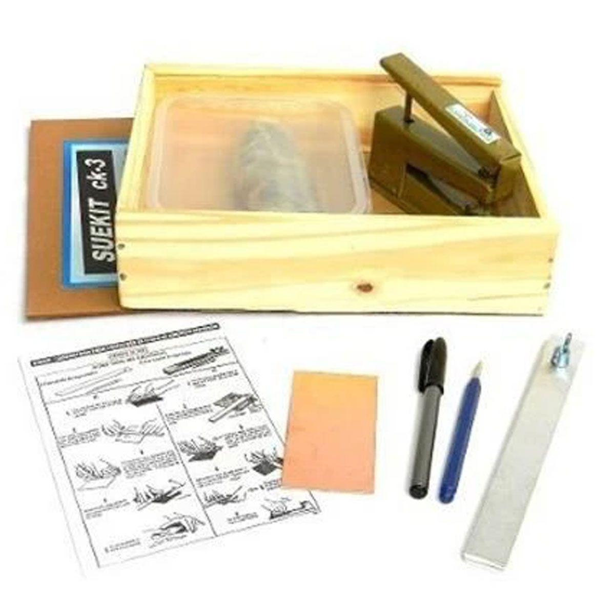 Kit para Confeccionar Placa de Circuito Impresso Suekit CK-3