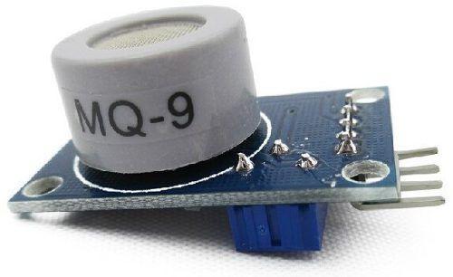 Kit Sensor de Gás MQ-2 MQ-3 MQ-4 MQ-5 MQ-6 MQ-7 MQ-8 MQ-9 MQ-135