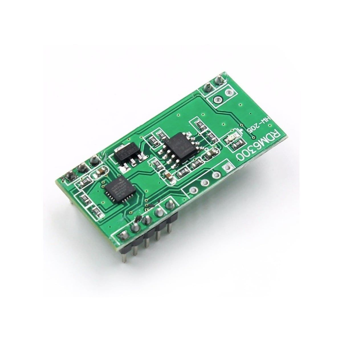 Leitor RFID 125khz RDM6300 Serial TTTL