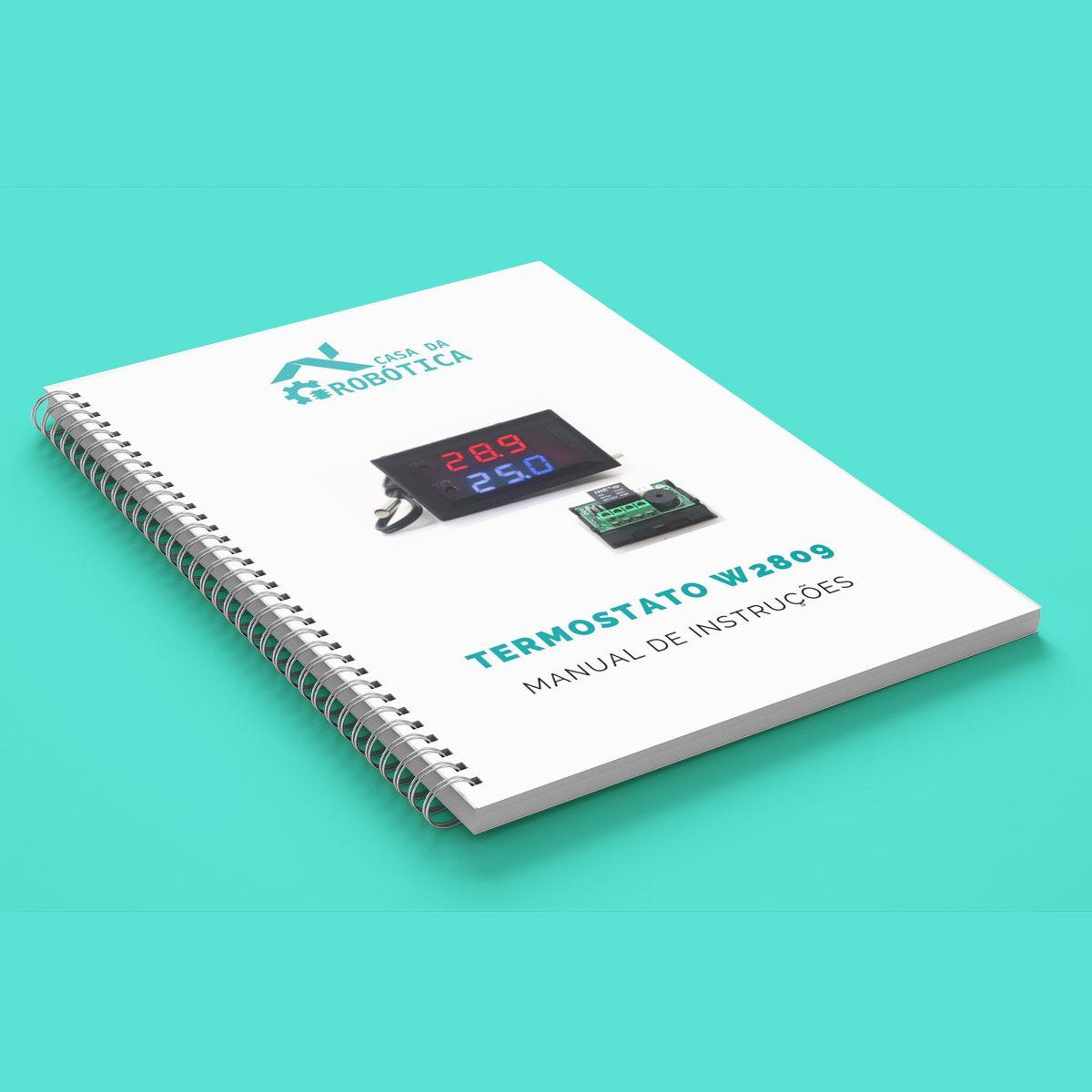 Manual Digital de Montagem Eletrônica para Chocadeira
