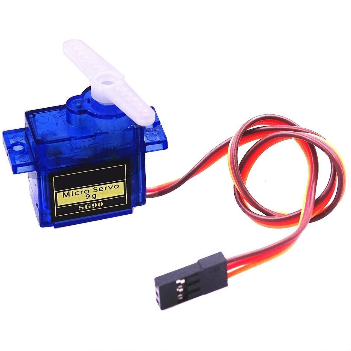 Micro Servo Motor 9G SG90