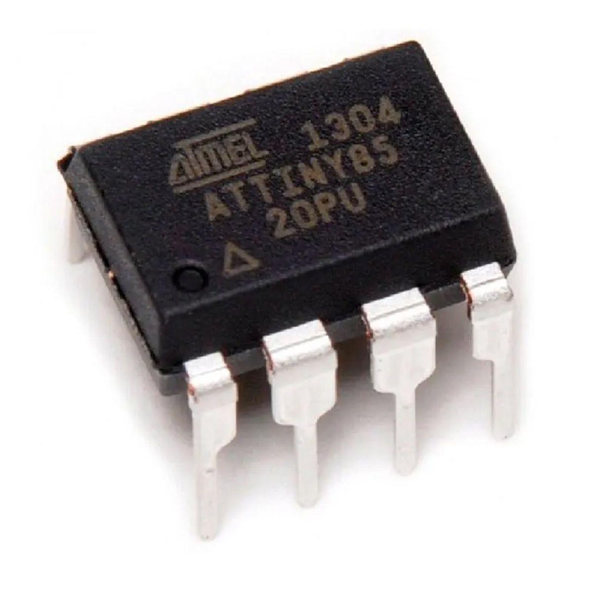 Microcontrolador Attiny 85 Atmel Attiny85