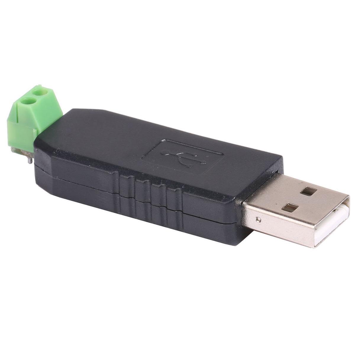 Mini Adaptador Serial Conversor USB para RS485