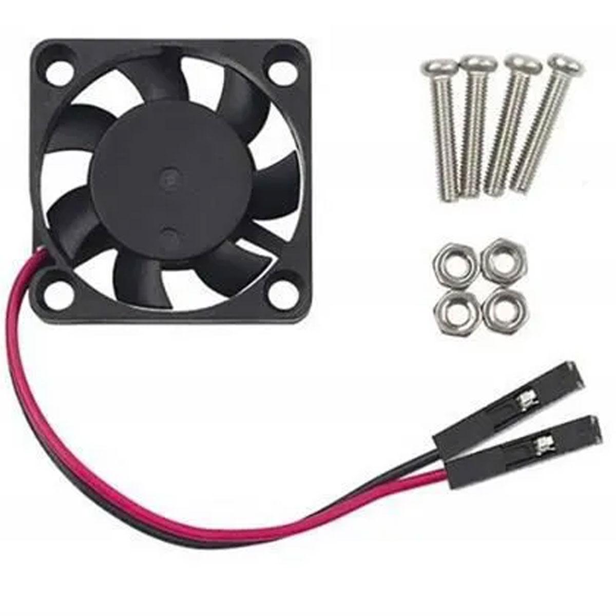 Mini Cooler 30 x 30 x 7mm Raspberry Pi2 Pi3 5v