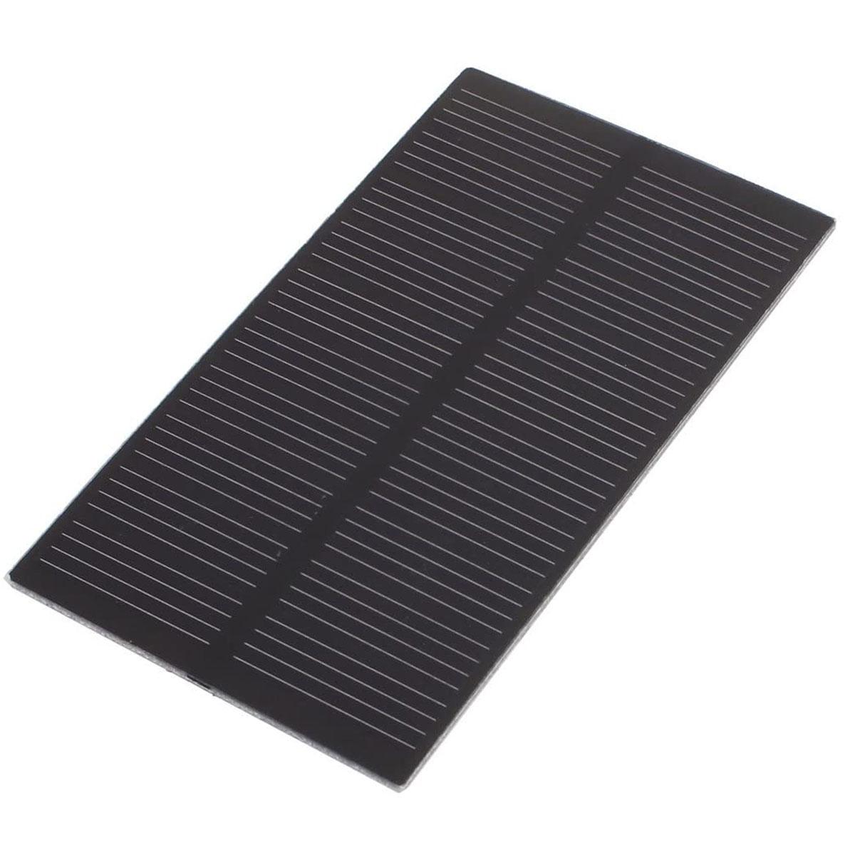 Mini Painel / Placa / Célula de Energia Solar Fotovoltaica 5v 200mA 1w