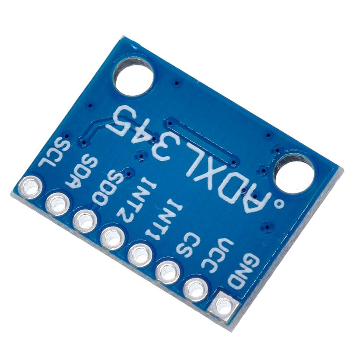 Módulo Acelerômetro 3 Eixos GY-291 - ADXL345 - Sensor aceleração da gravidade