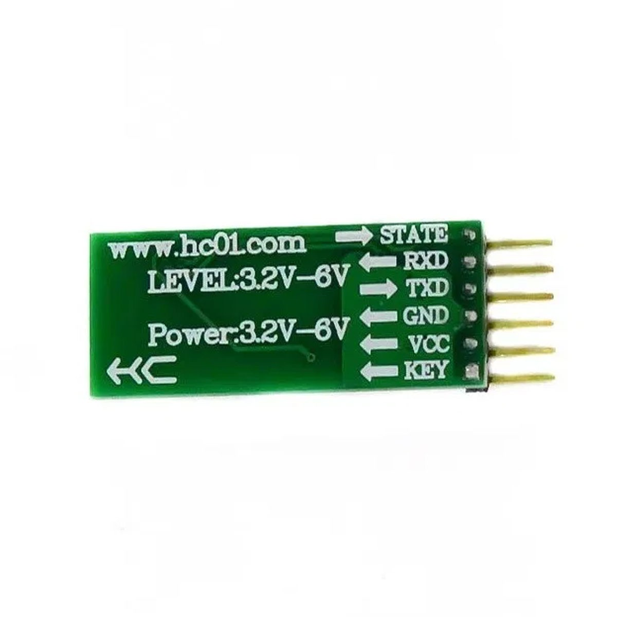 Módulo Bluetooth HC-08 4.0 BLE Arduino para iPhone e iPad - Master/Slave