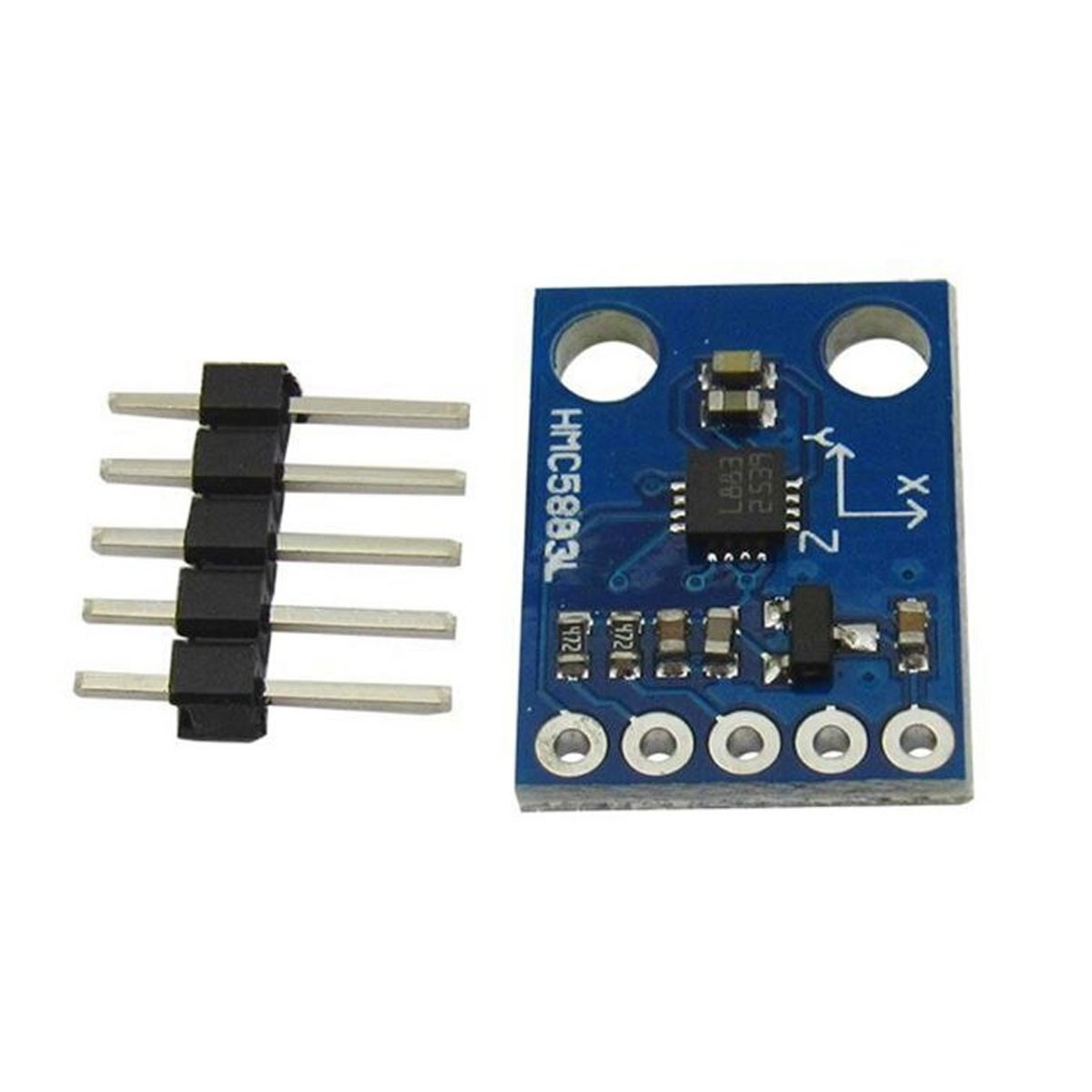 Módulo Bússola Eletrônica - Magnetômetro - QMC5883L