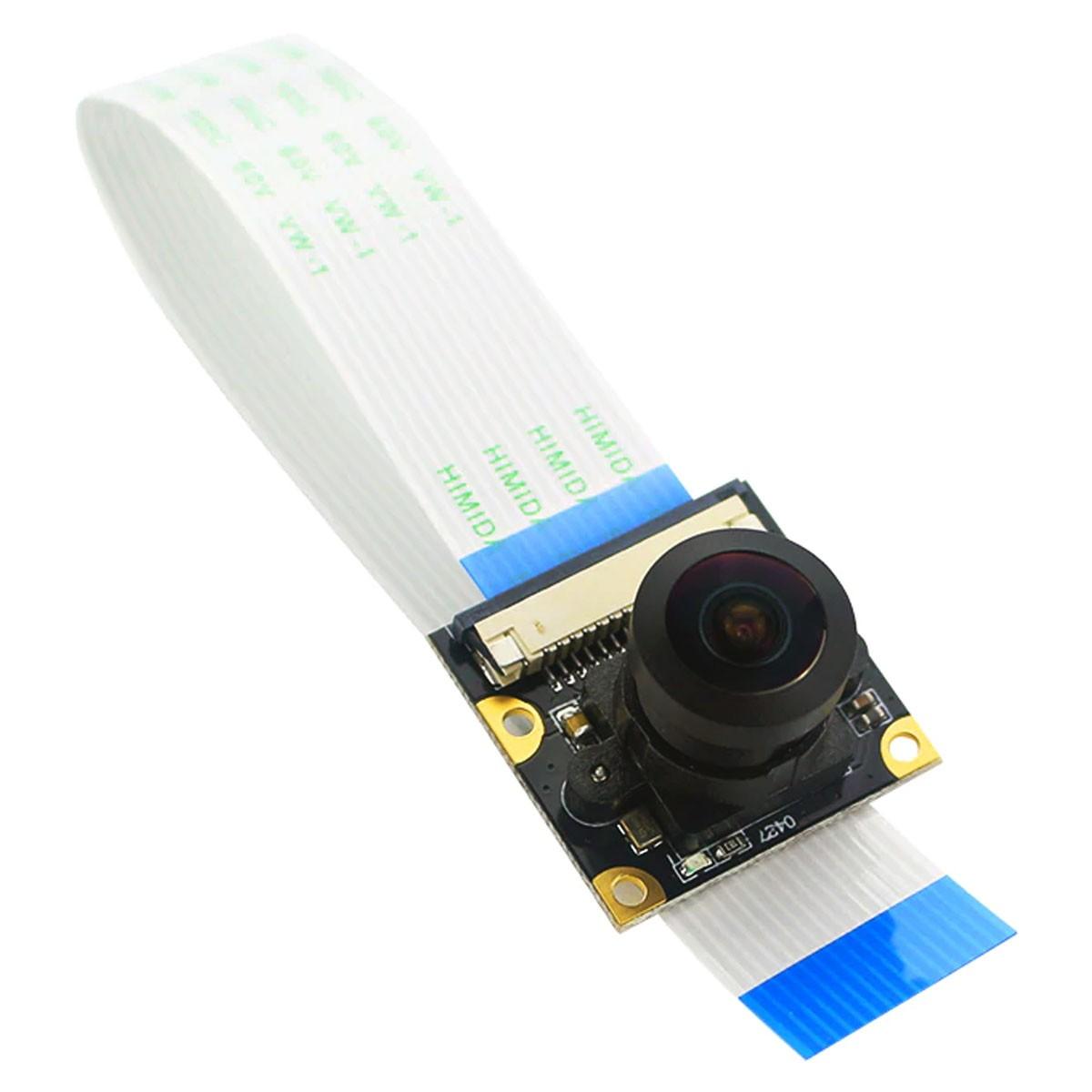 Módulo Câmera 8mp 160 Grau Imx219 Para Jetson Nano