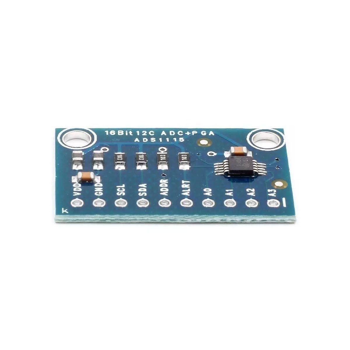 Modulo Conversor Analógico Digital ADC ADS1115 | 16 Bit i2C