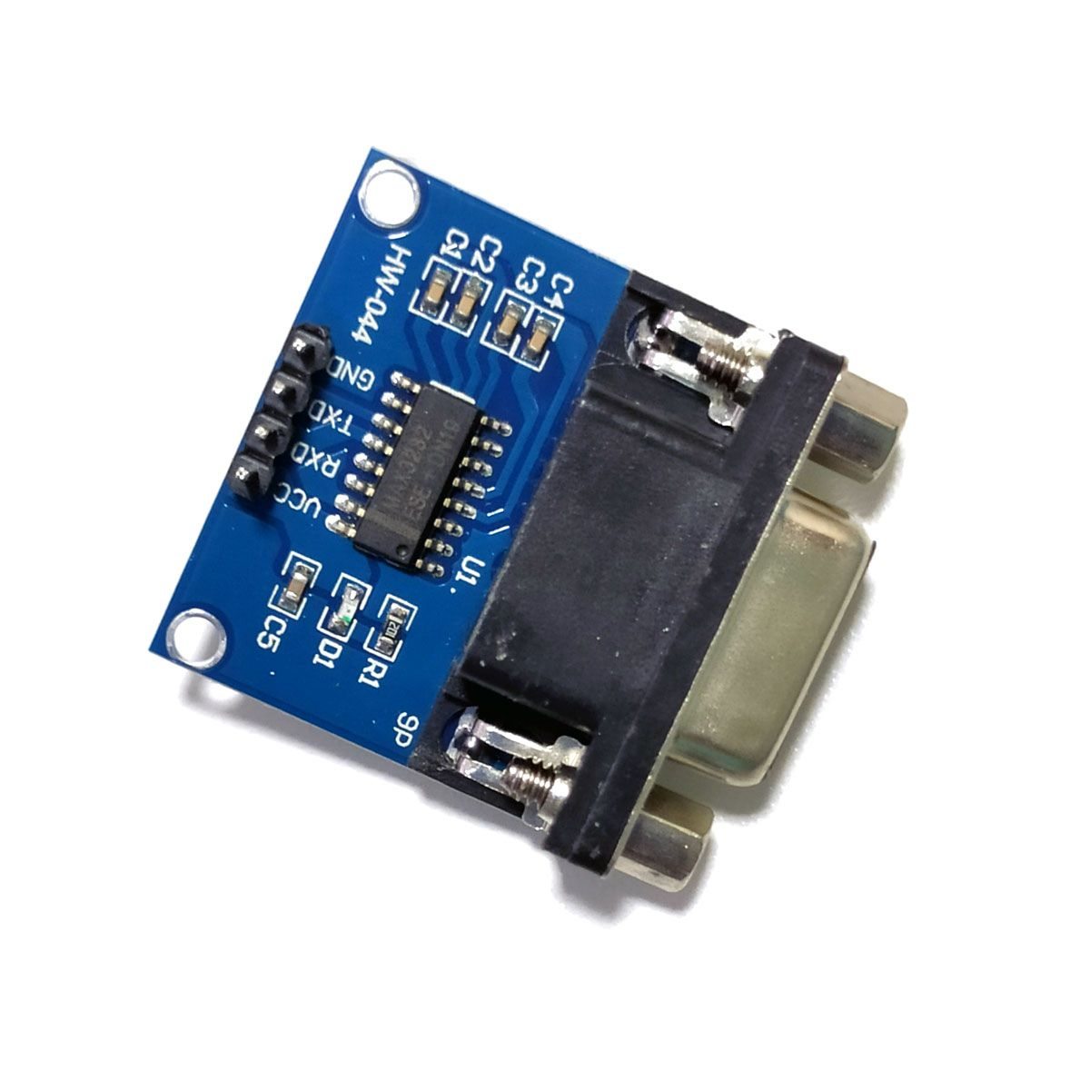 Módulo Conversor RS232 para TTL MAX3232 com DB9