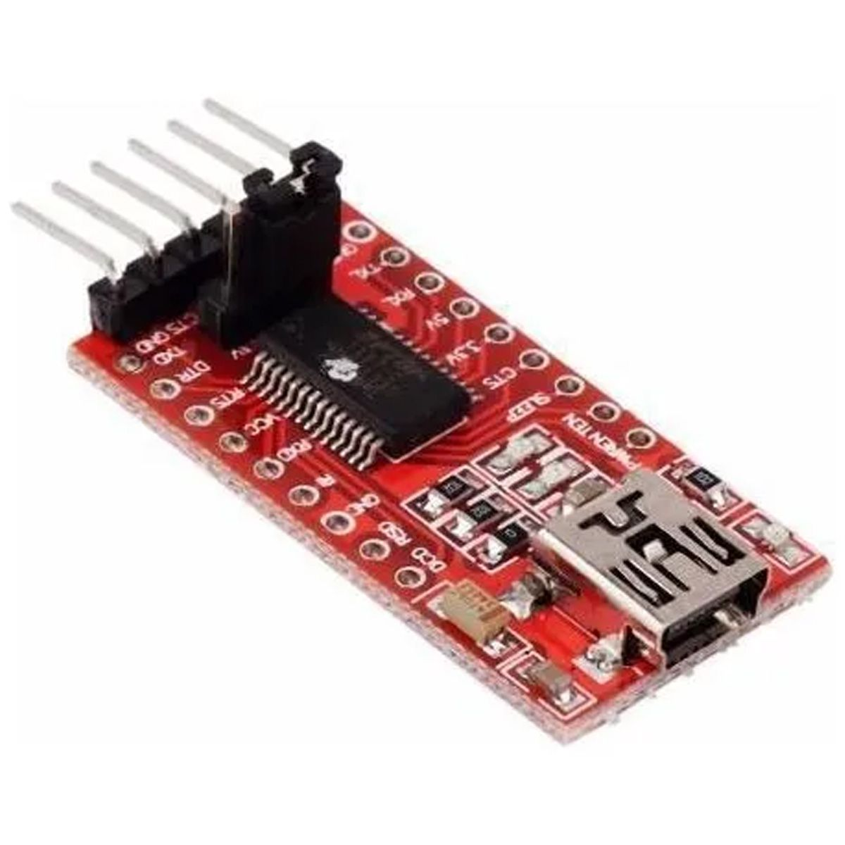 Módulo FTDI Conversor Usb Para TTL RS232 Serial