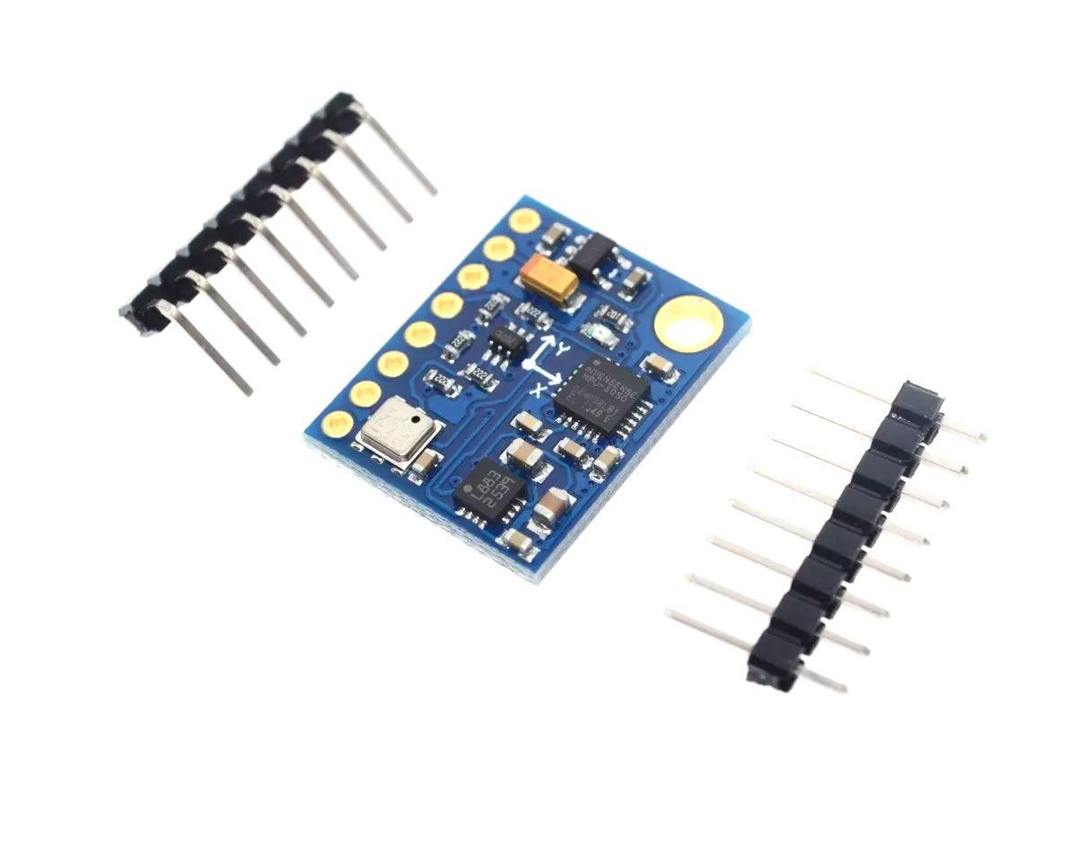 Módulo GY87 10DOF Imu Sensores: MPU6050 BMP180 HMC5883l