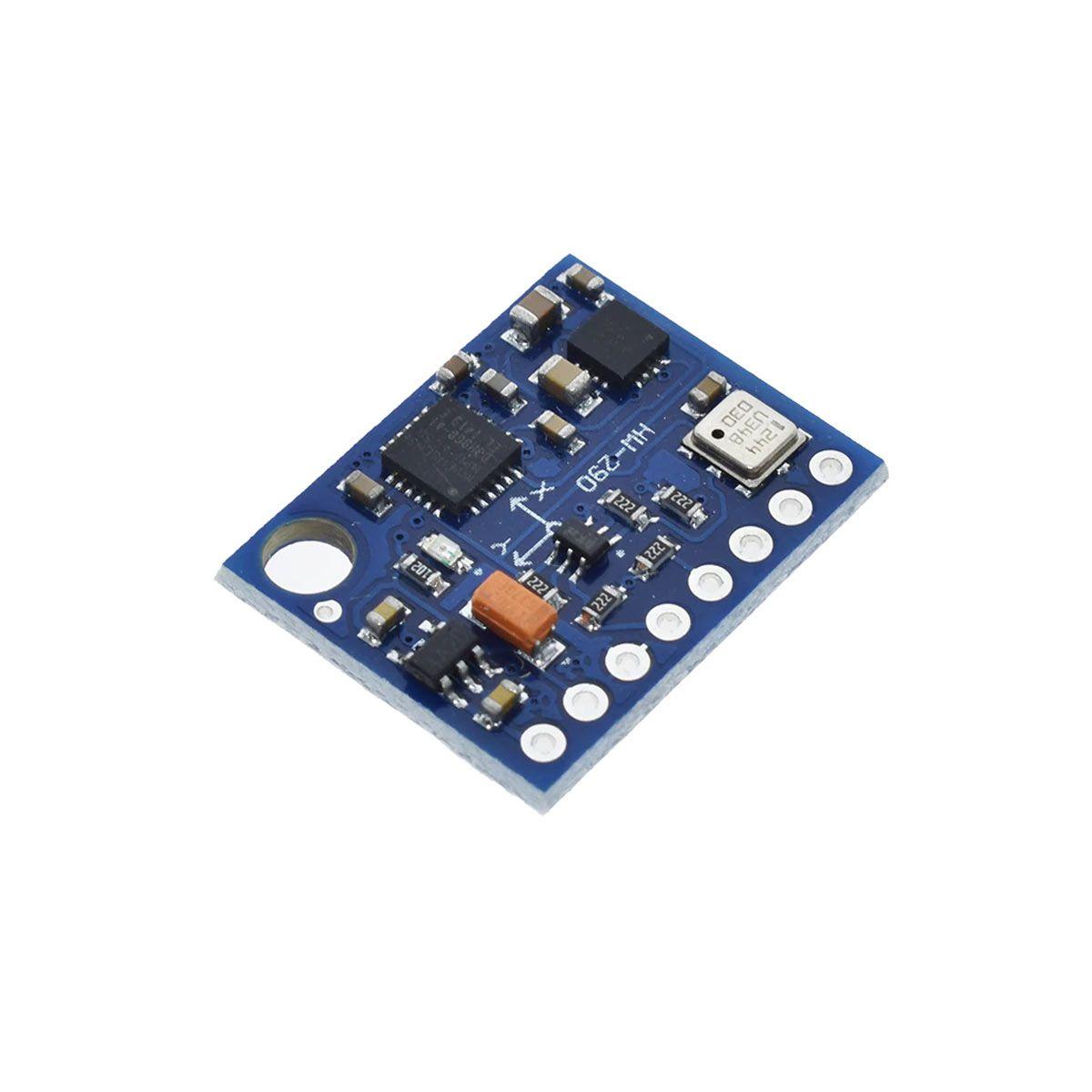 Módulo HW-290 / GY-87 10DOF Imu Sensores: MPU6050 BMP180 HMC5883l