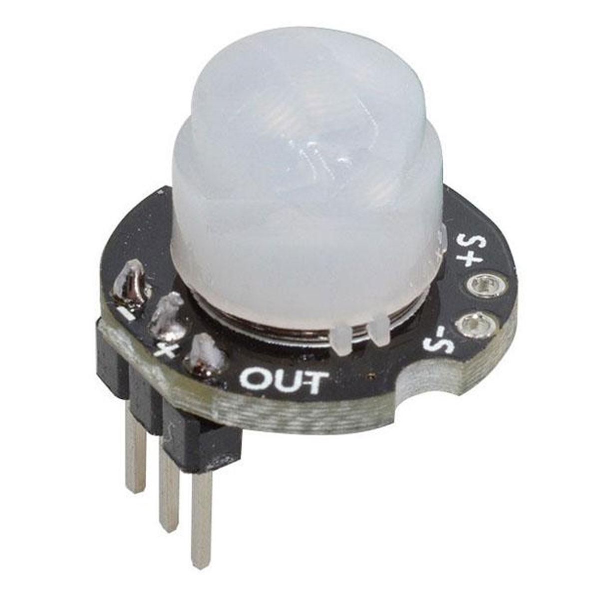 Módulo Infravermelho Mini Sensor de Movimento Pir