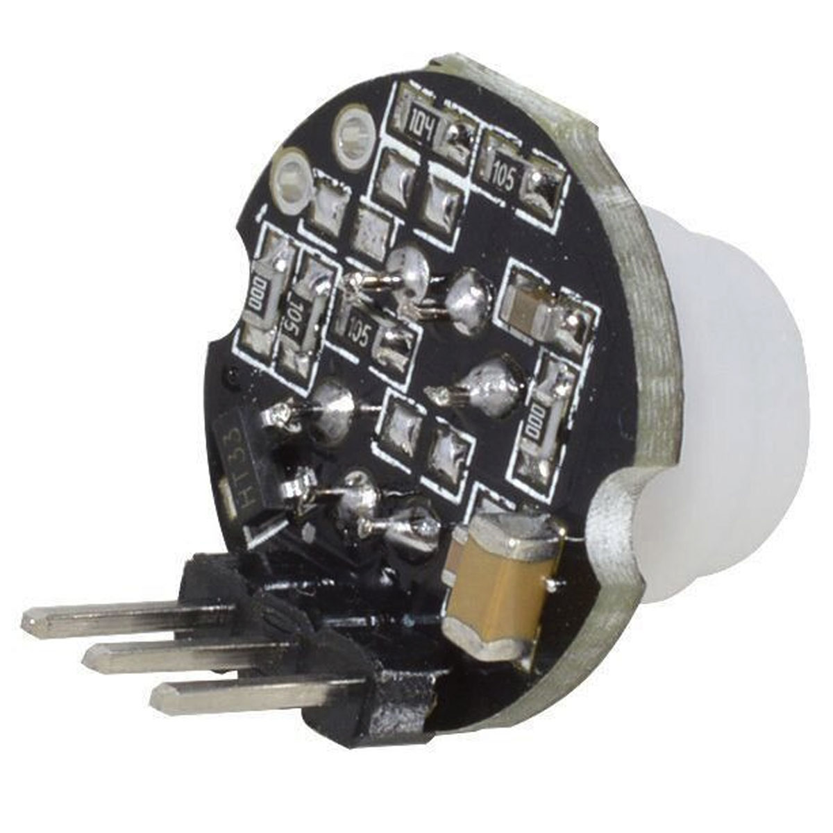 Módulo Infravermelho Mini Sensor de Movimento Presença Pir