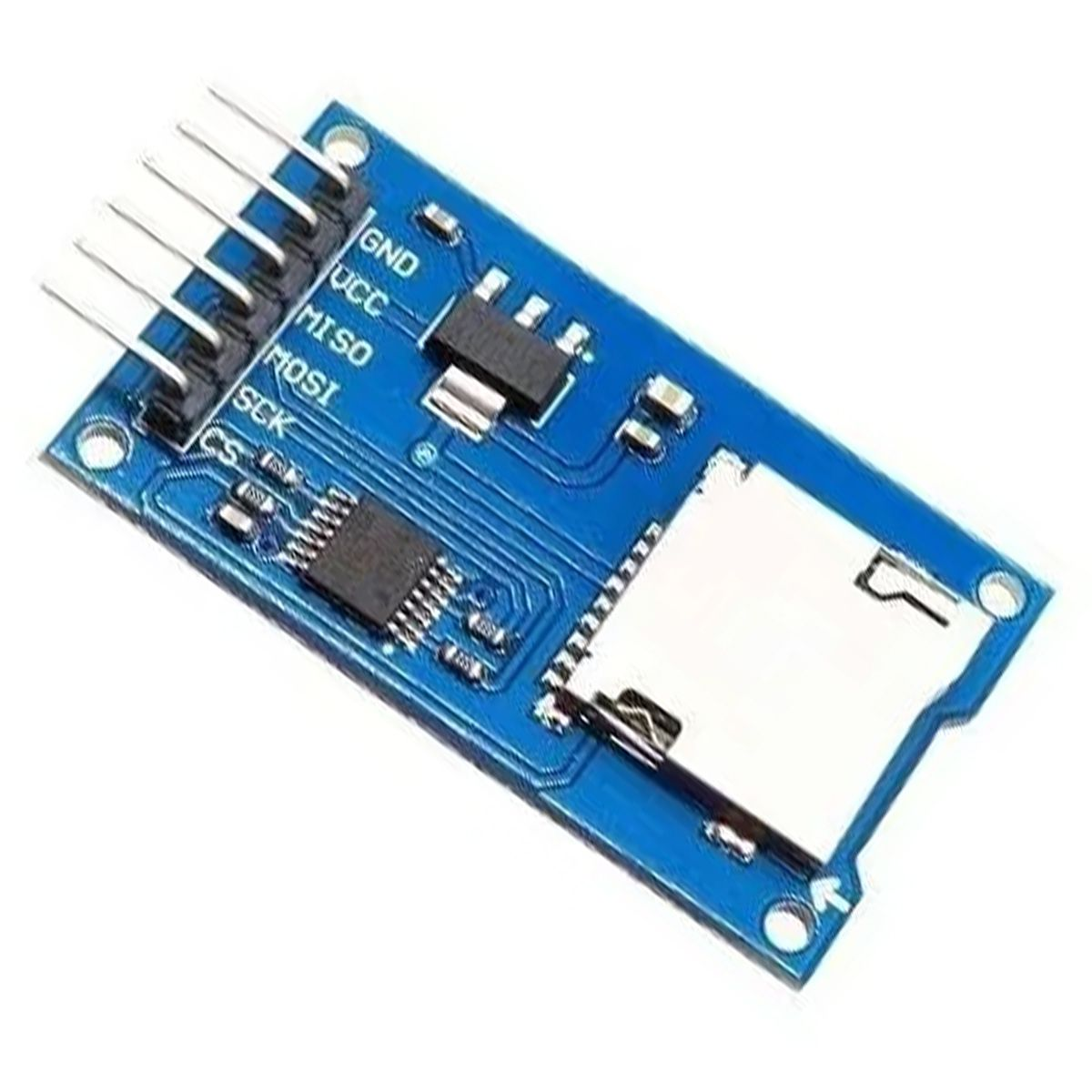 Módulo Leitor / Gravador de Cartão Micro SD