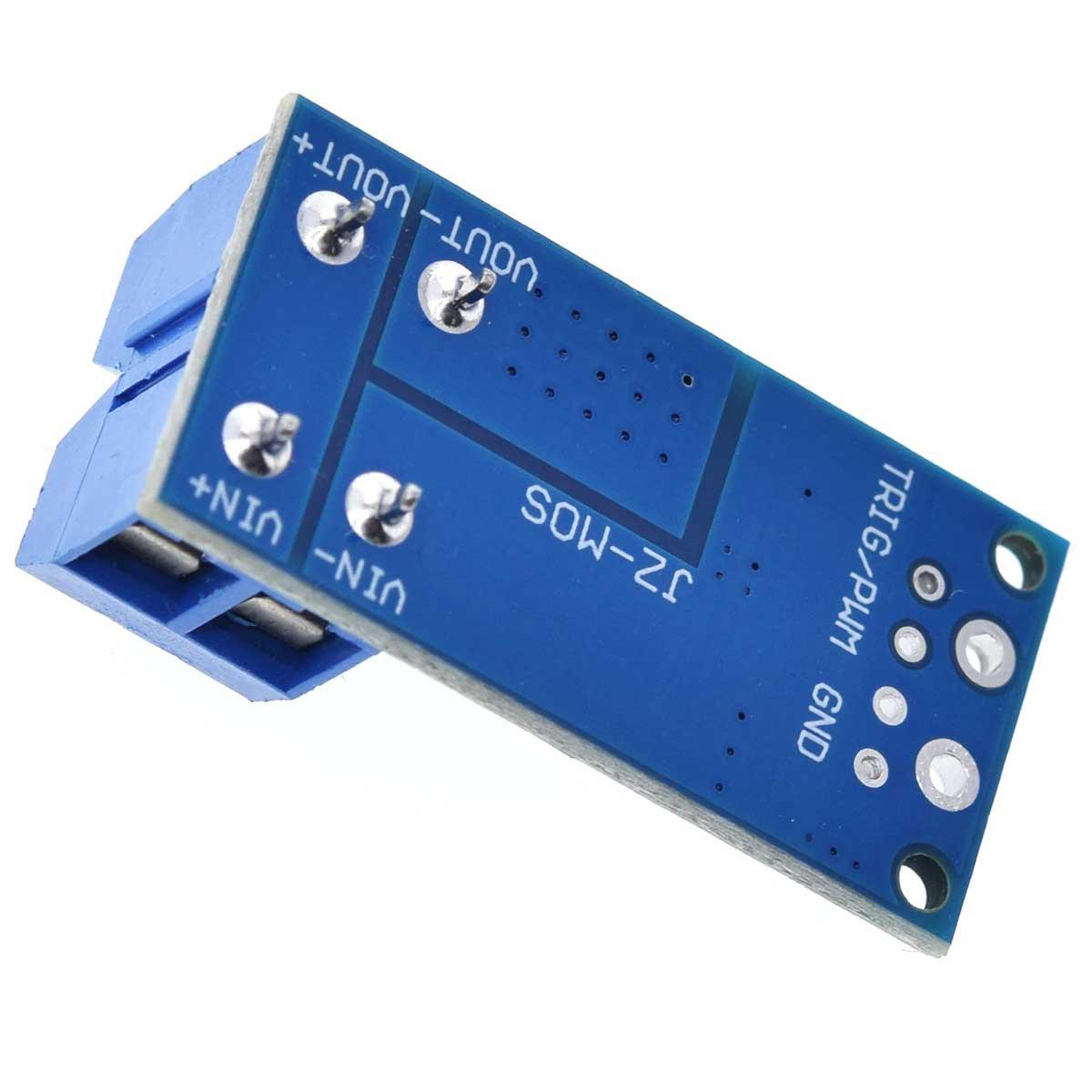 Módulo Mosfet PWM de Alta Potência 30A 400w 5v a 36v DC