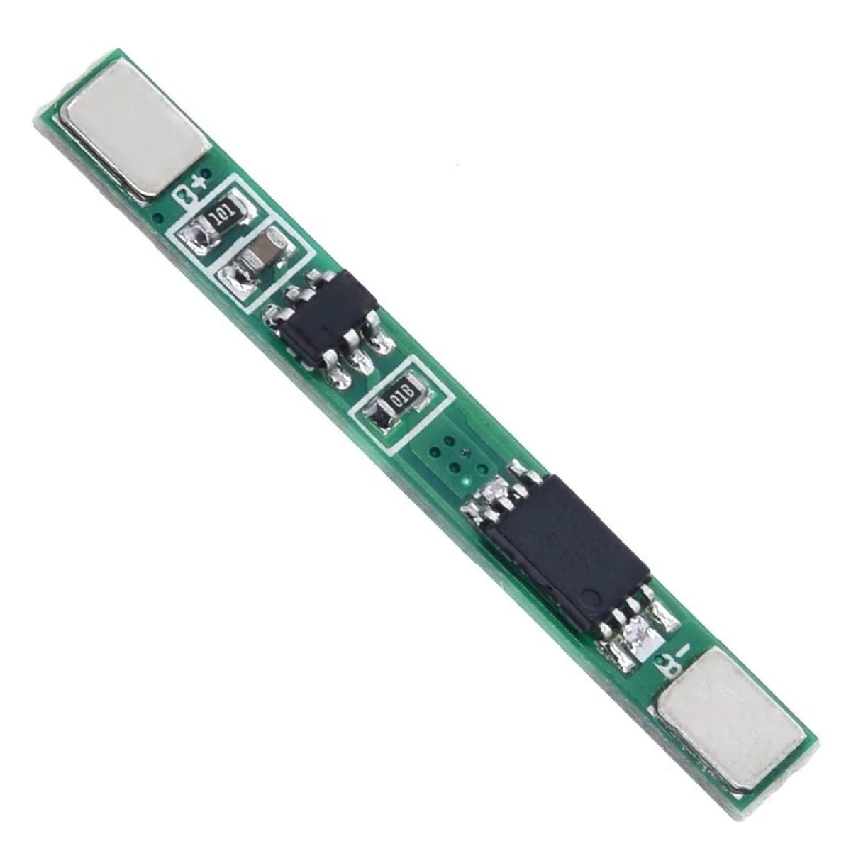 Módulo Placa Carregador 1s 3.7v 3a Li-ion 18650