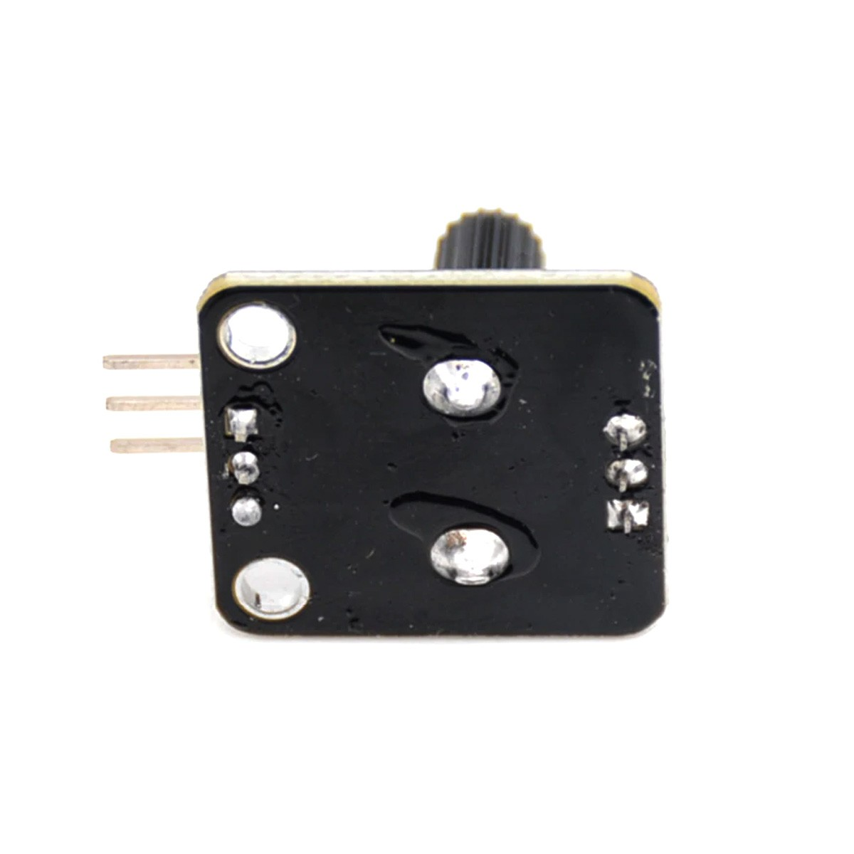 Módulo Potenciômetro Rotativo resistência 20k e ângulo de rotação 270 graus