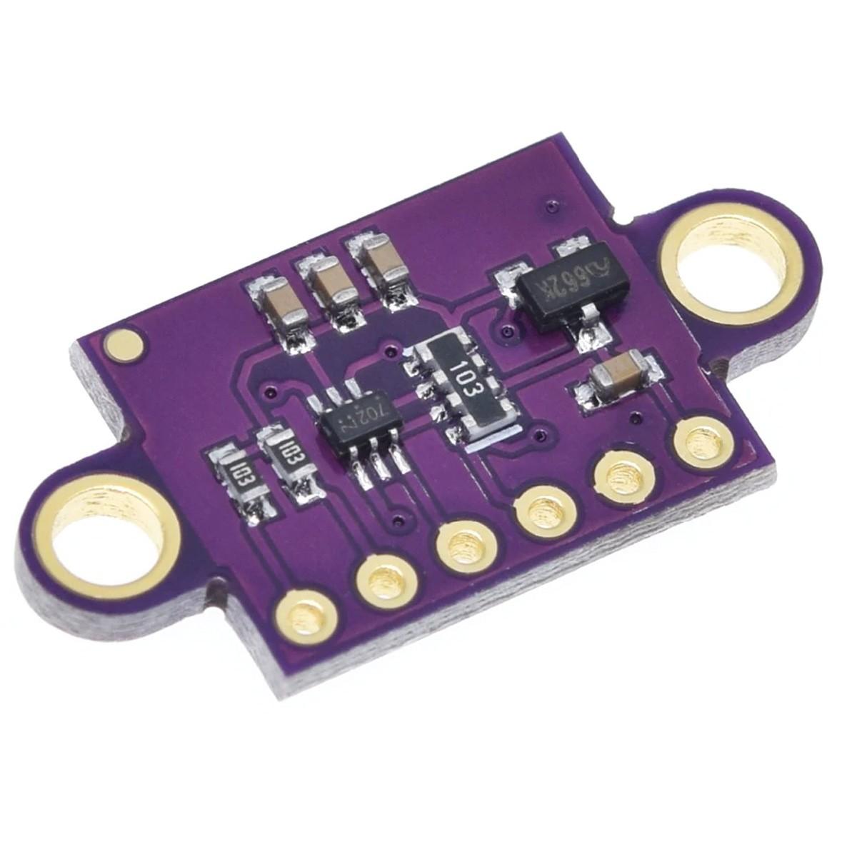 Módulo Sensor De Distancia Laser Vl53l0x