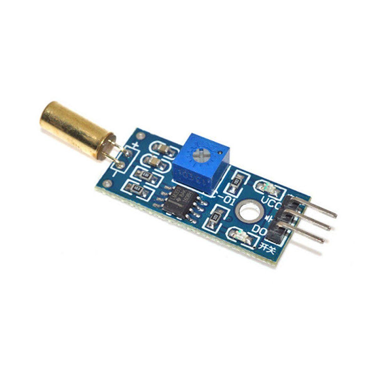 Módulo Sensor de Vibração / Inclinação SW-520D