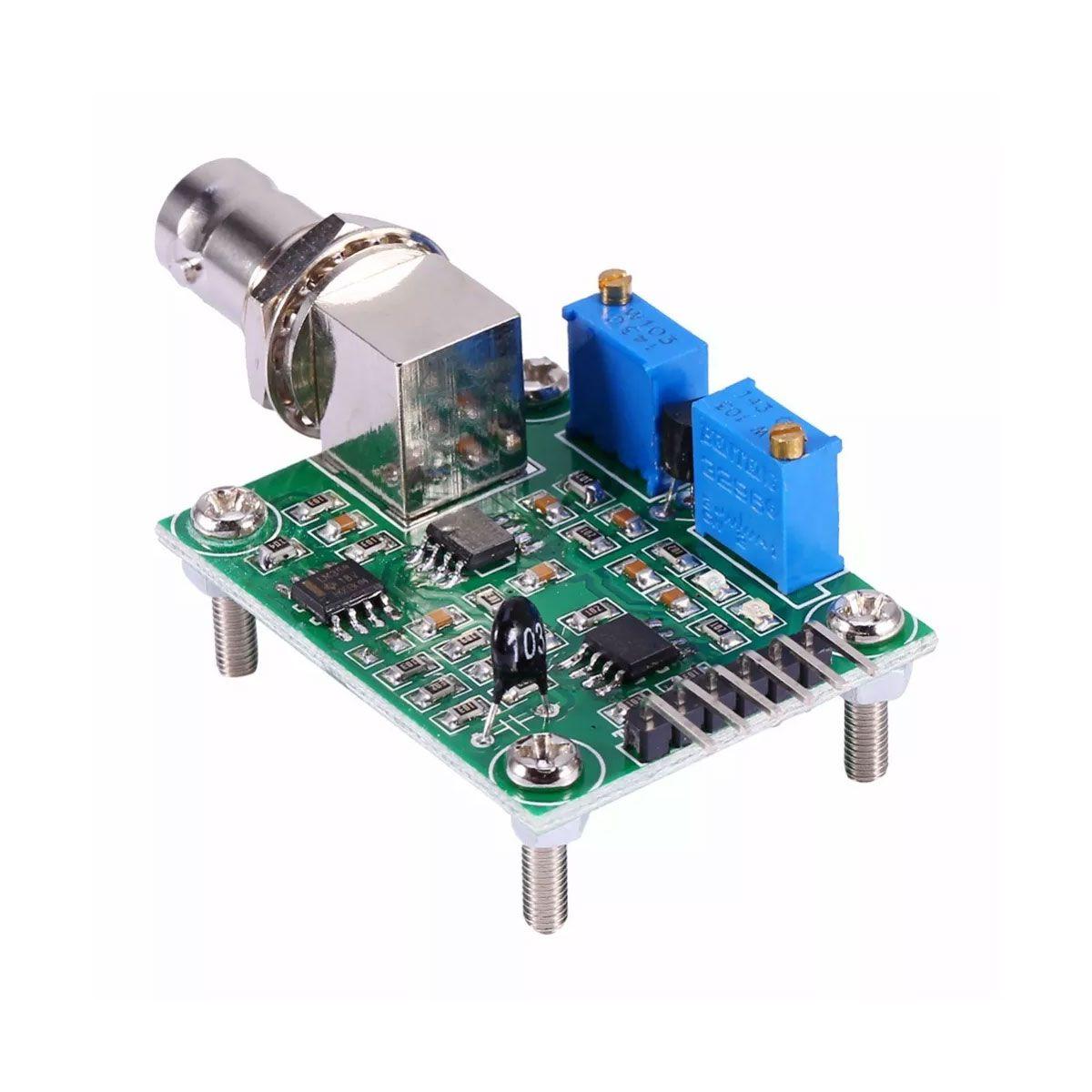 Módulo Sensor + Ph Eletrodo Sonda Bnc  | Sensor de Ph da Água