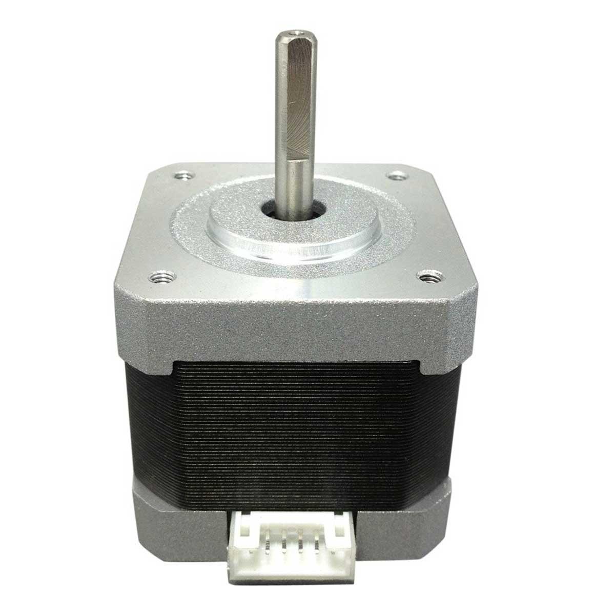 Motor De Passo Nema 17 JK42HS40-1704 4kgf.cm para CNC Impressora 3D
