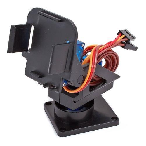 Pan Tilt FPV de Câmera + 2x Servos 9g
