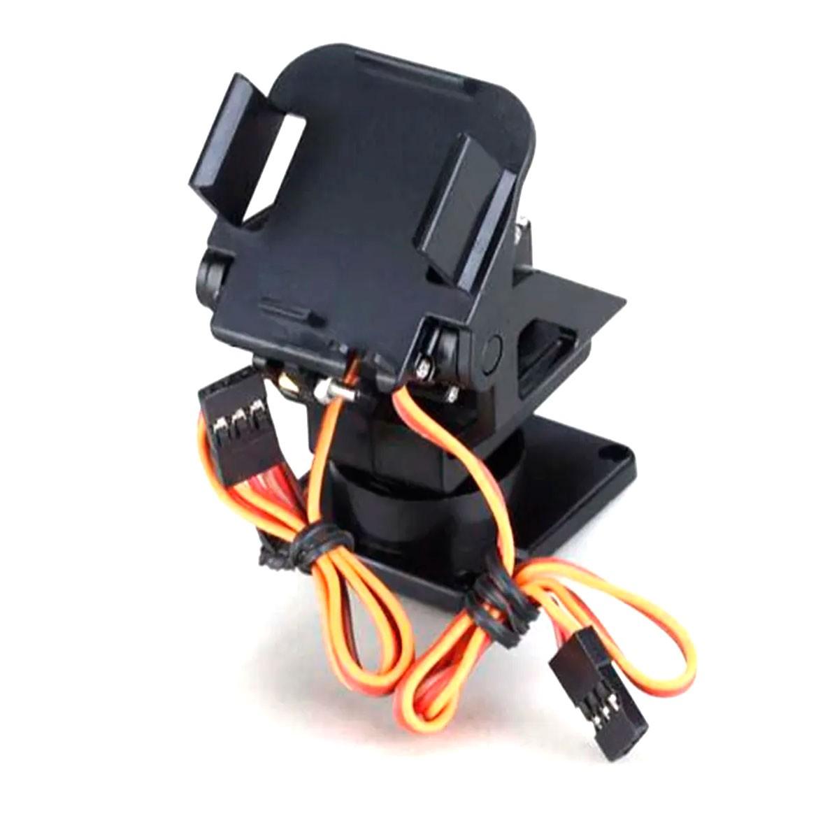 Pan Tilt FPV de Câmera | Gimbal Drone - Sem Servos