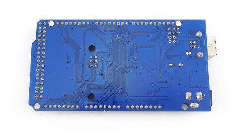 Placa Mega 2560 R3 + Cabo Usb - Compatível com Arduino