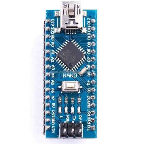 Placa Nano V 3.0 R3 Atmega328 com Cabo USB - Compatível com Arduino