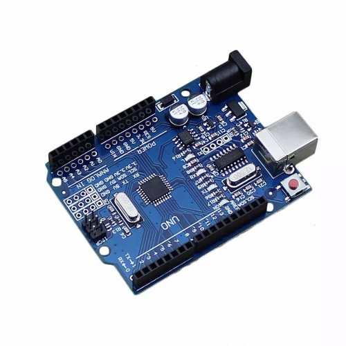 Placa Uno SMD R3 + Cabo - Compatível com Arduino