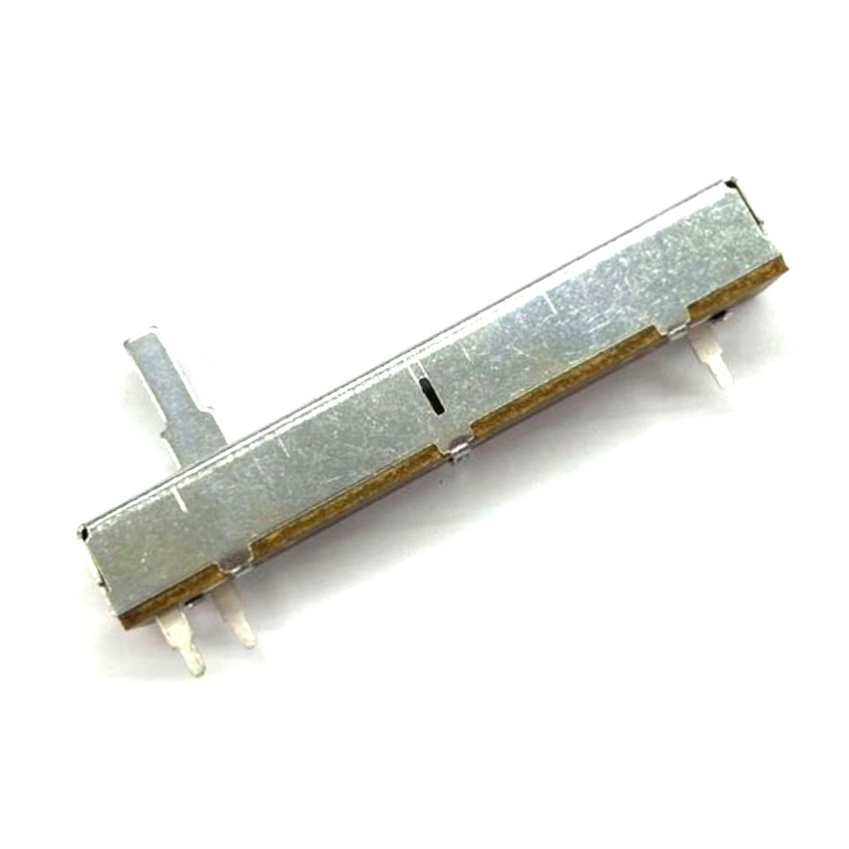 Potenciômetro Deslizante 10kb 73mm