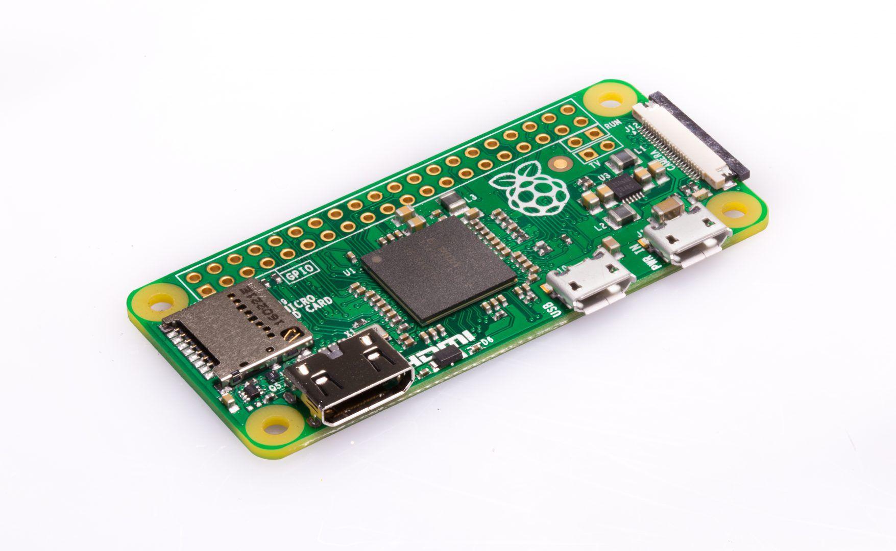 Raspberry Pi Zero Versão 1.3 Slot para Câmera | 1GHz | 512 Mb de Ram DDR2 | Conexão mini-HDMI