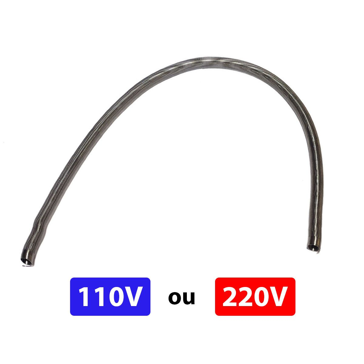 Resistência 110v ou 220v 200w para Chocadeira / Estufa / Criadouro