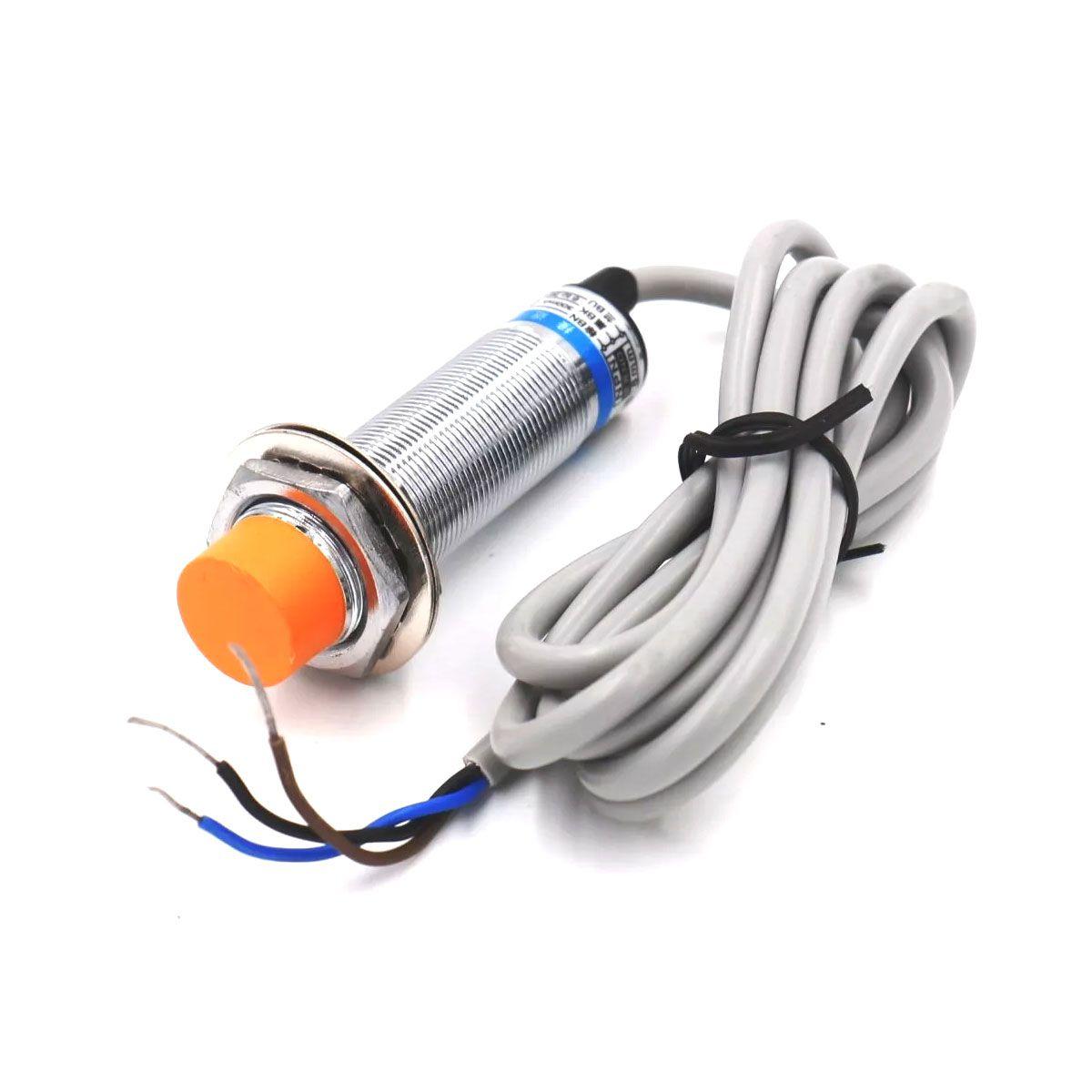 Sensor Capacitivo de Proximidade LJC18A3-B-Z/BX 1mm a 10mm 300ma