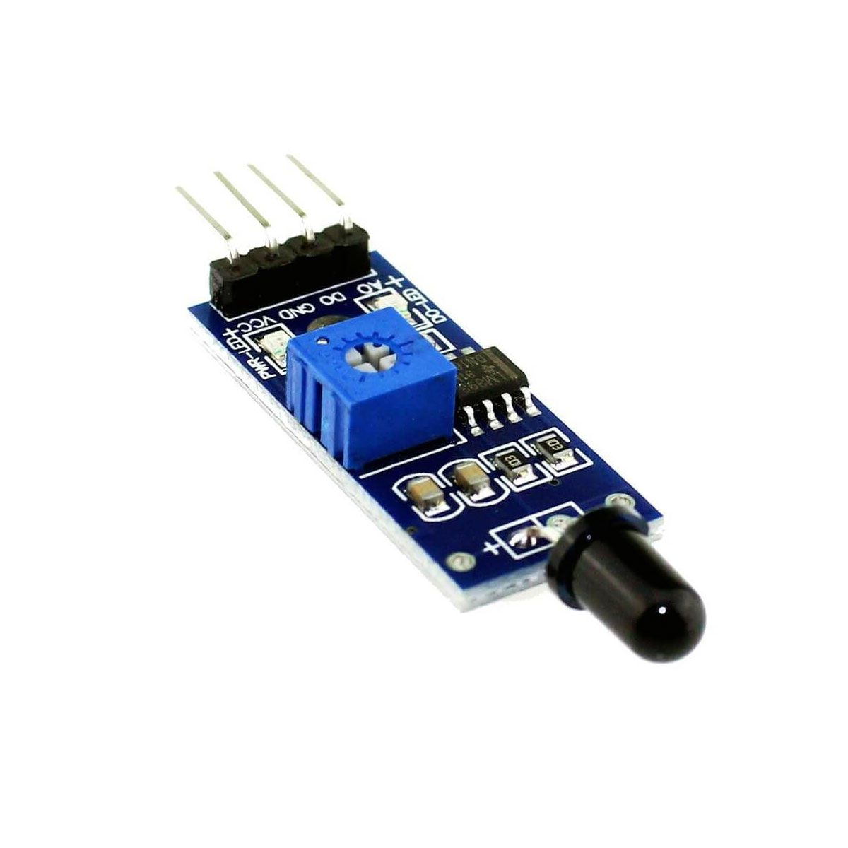 Sensor Detector de Fogo / Chama